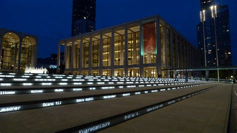 lincoln center in new york city lincoln center