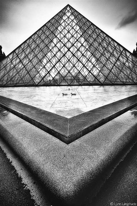 pattern architecture photography black and white photography louvre paris print black and
