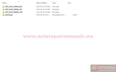 mitsubishi  outlander service manual auto repair manual forum heavy equipment forums