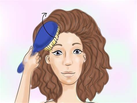 Jepit Rambut Cookies Kha18596 4 cara untuk membuat rambut anda keriting acak wikihow
