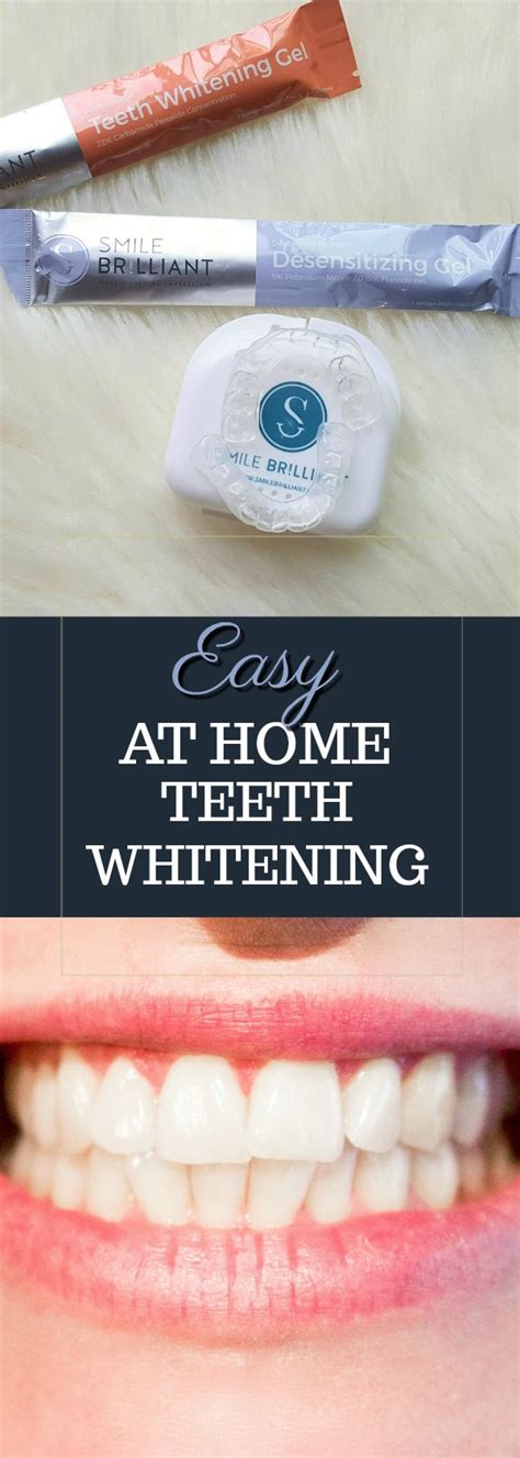 diy teeth whitening at home a smile brilliant review