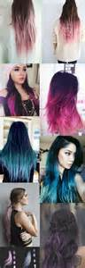 colorful ombre hair colored ombre hair trends 2015 archives vpfashion vpfashion