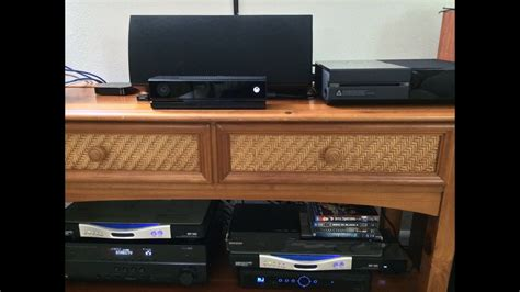 xbox  tv integration home theater install quick