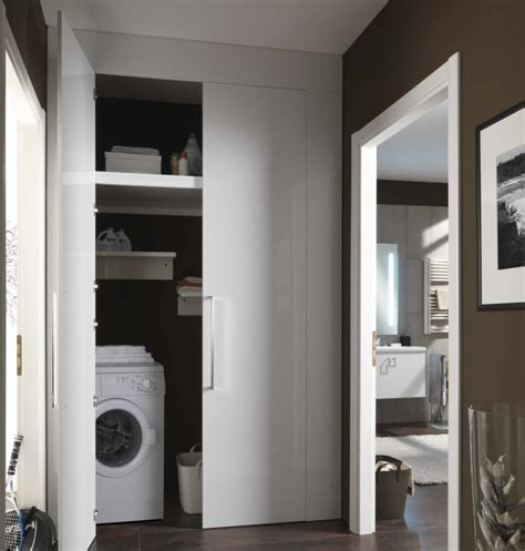 come creare un armadio a muro idee armadio per lavanderia 5 soluzioni arredaclick