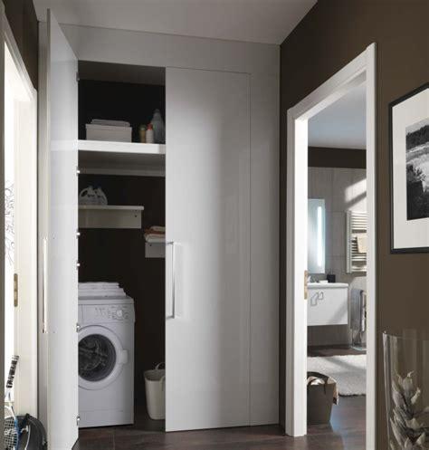creare armadio a muro idee armadio per lavanderia 5 soluzioni arredaclick