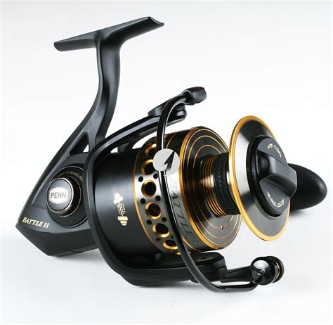 Best Seller Penn Battle Ii 6000 penn btlii5000 battle ii spinning reel ebay