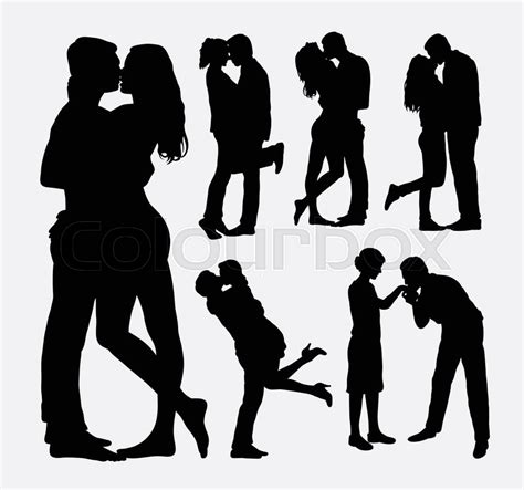 Graphic Design Jobs From Home by Valentines Kissing Couple People Silhouettes Good Use For