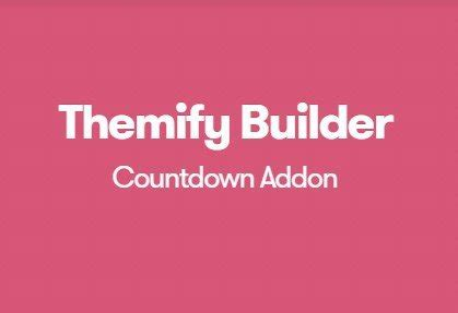 Themify Builder Fittext V1 1 1 themify builder countdown addon 1 1 4 woocrack