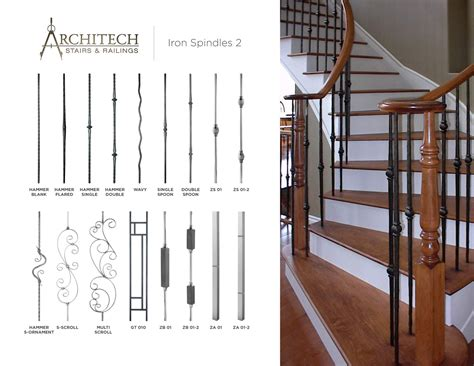 Metal Railing Spindles Architech Stairs Railings Posts Spindles Edmonton