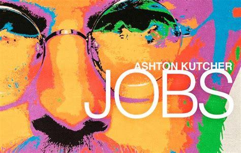 film poster design jobs ashton kutcher quot jobs quot movie poster leaked