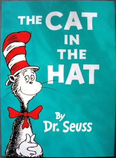 pictures of dr seuss book covers click on the cat in the hat