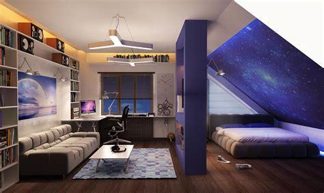 mass effect bedroom дизайн мансардных комнат фото варианты советы