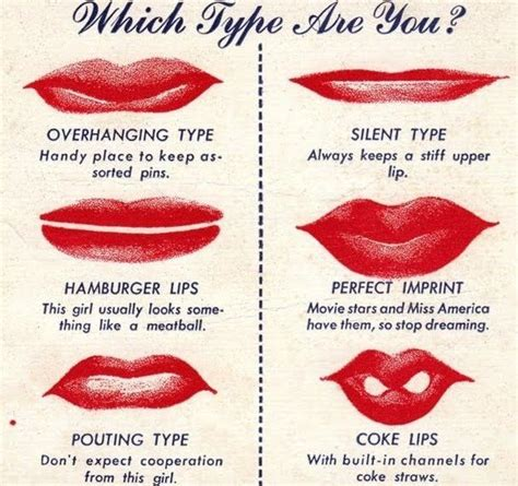 Lipstick Style which lip type are you 183 the lindy charm school for