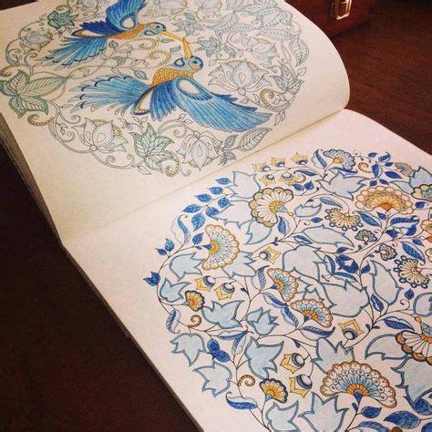 secret garden coloring book brisbane colourbook johanna basford secret garden on