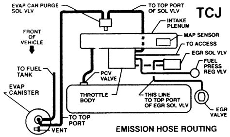 rear brake  diagram