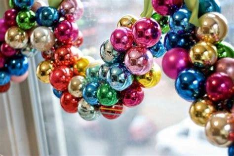 ornament ball garland