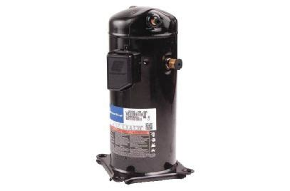 Compressor Ac Copeland Zr 108 copeland r22 zr scroll compressor 9 tons 460v zr108kc
