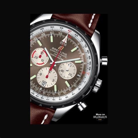Parmigiani Flurier Matic breitling chrono matic 49 navitimer acier bracelet cuir