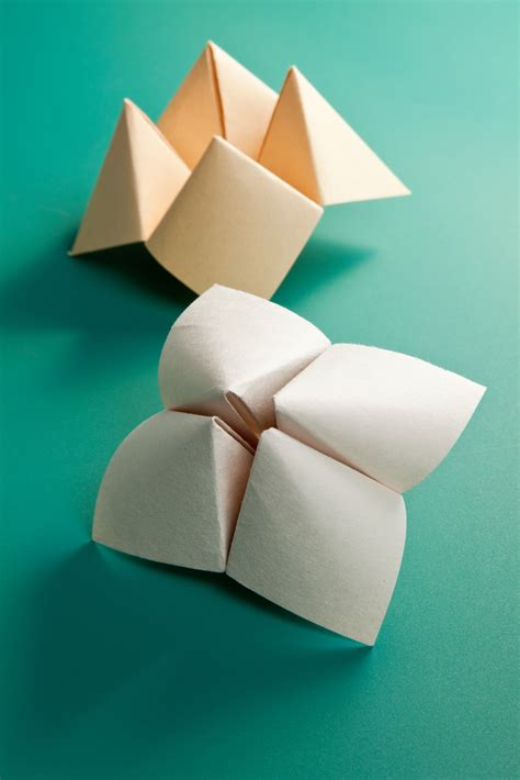 origami ideas for ted s