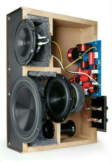 speker subwaver diy   audio design hifi audio