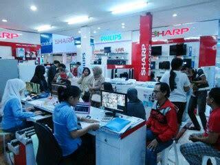 Tv Global Elektronik Semarang penjualan produk elektronik naik 30 ketaketik