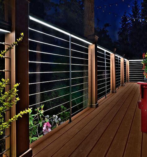 Beautiful Solar Deck Lighting Solar Deck Lighting Ideas Solar Deck Lighting Ideas