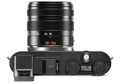 leica cl leica cl mirrorless aps c with evf