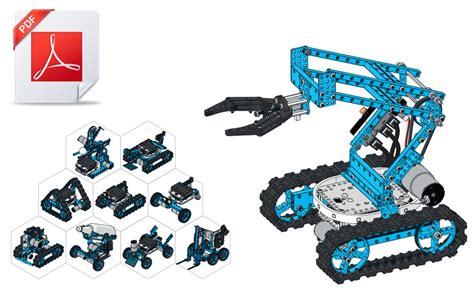 ultimate robot kit open source arduino robot building
