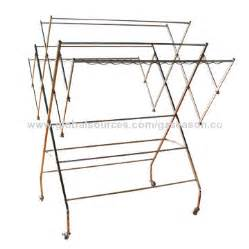 Fold Drying Rack by China Folding Clothes Drying Racks With Wheels Large