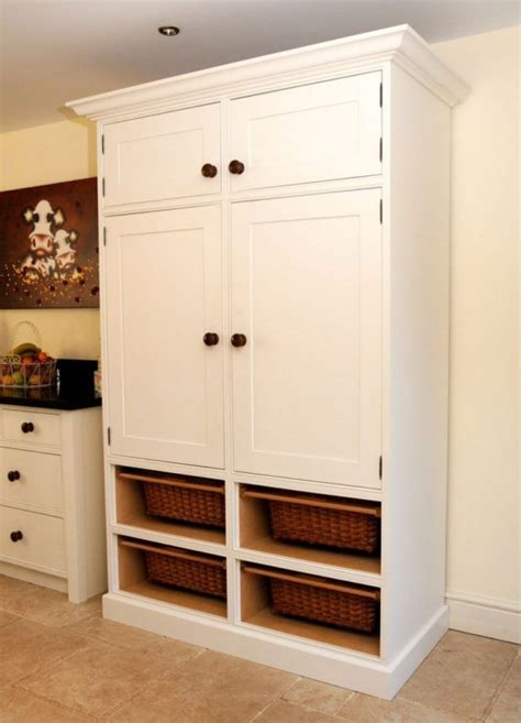 freestanding pantry cabinet for kitchen best 25 freestanding pantry cabinet ideas on kitchen pantry cabinet freestanding