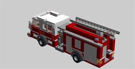 Buy Home Plans by Custom Pumpers Custom Lego Pierce Fire Trucks For Sale