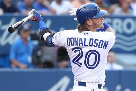 josh donaldson swing josh donaldson mvp repeat adds up toronto star