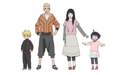 film naruto versi manusia gambar terbaru keluarga naruto hinata uzumaki boruto