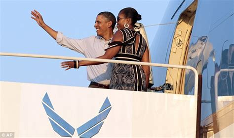 Michle Gentille Takes Us To The End Of The World by The Obamas End Their Vacation And Back To The White