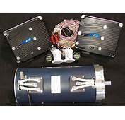 AC 34x2 35x2 144V Dual Motor Kit 72V 96V 108V 120V 132V