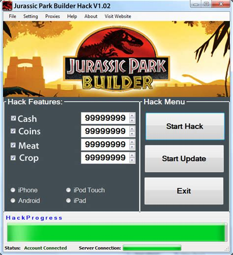 download game jurassic park builder mod apk jurassic park builder hack tool working no survey