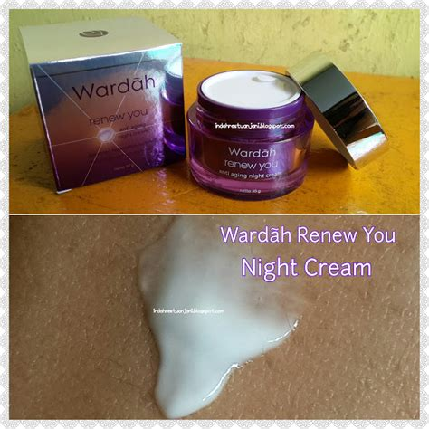 Wardah Renew You Kecil indah restu anjani review wardah renew you day