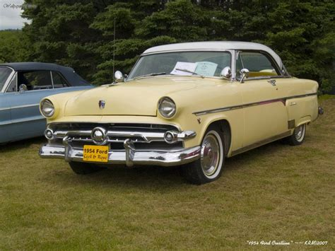 Cars: 1954 Ford Crestline, picture nr. 25629