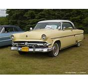 Cars 1954 Ford Crestline Picture Nr 25629
