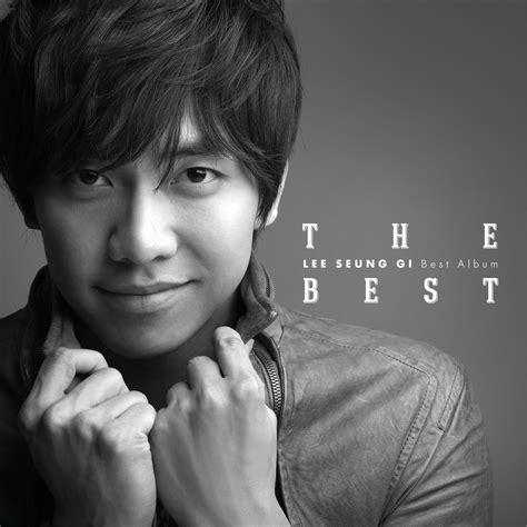 lee seung gi itunes download album lee seung gi the best kpop explorer