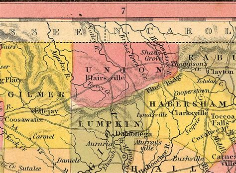 Union County Ga Records Georgiainfo