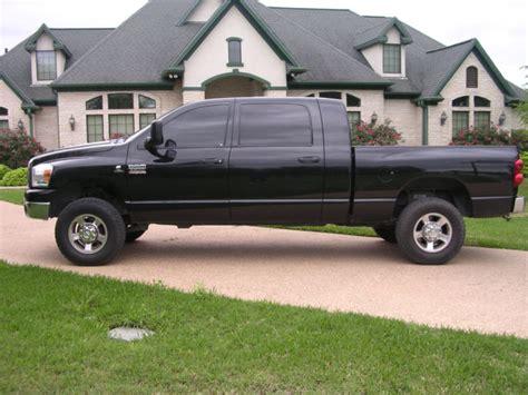 2008 Dodge 2500 Diesel by 2008 Dodge Ram 2500 4x4 Diesel Mega Cab Slt Black