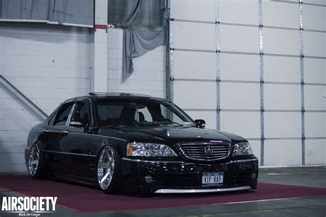 acura rl vip event coverage black 4 tuner evolution 2013 airsociety