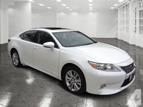 lexus sedan 2015 2015 lexus es 350 sedan premium sedan for sale in