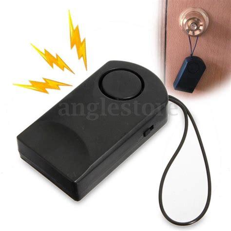 Wireless Door Knob by 120db Loud Wireless Touch Sensor Door Knob Entry Alarm
