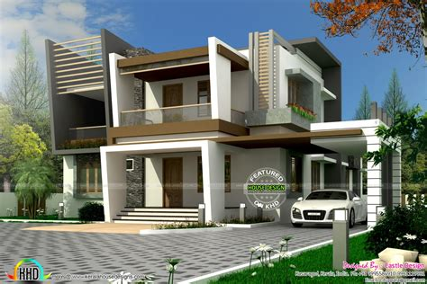 400 yard home design modern contemporary home 400 sq yards kerala home design and floor plans