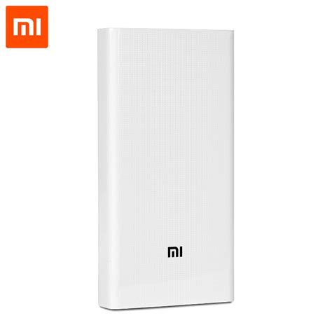 Powerbank Xiaomi 20000mah xiaomi mi power bank 20000mah