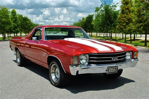 chevrolet el camino for sale 1972 ss el caminos for sale upcomingcarshq