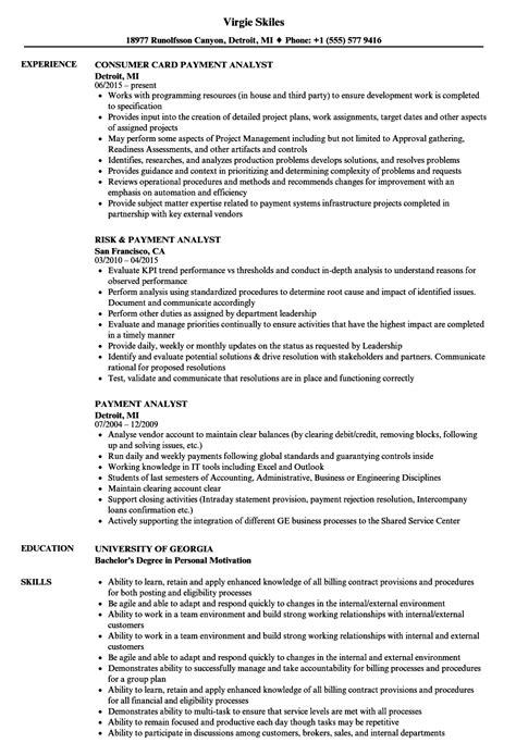 collections experience resume sle images