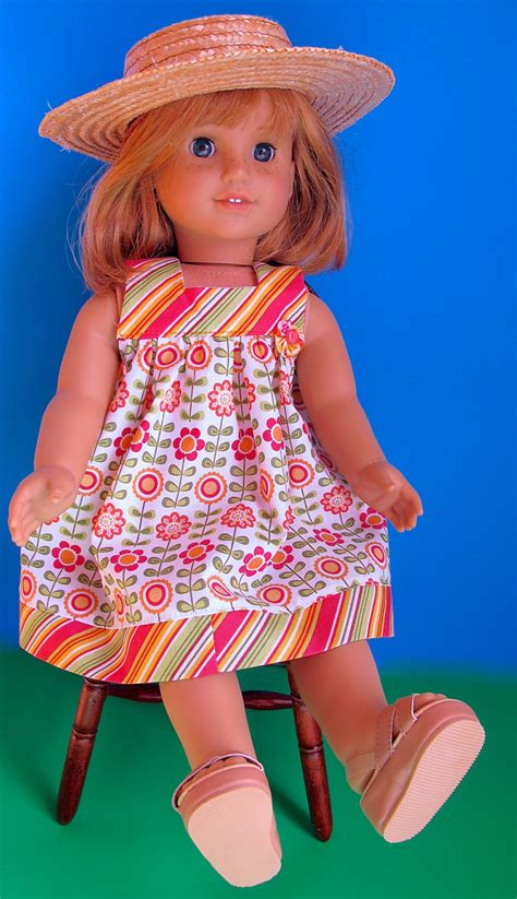 doll clothes pattern pdf dress pattern pdf for american girl 18 inch doll clothes